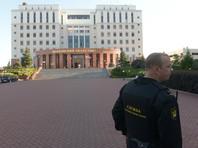 """Опубликовано видео перестрелки """"банды ГТА"""" с полицией. Оно частично подкрепляет официальную версию произошедшего в Мособлсуде"""
