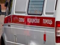 В Иркутске скорая с пострадавшим в ДТП ребенком сбила на пешеходном переходе женщину