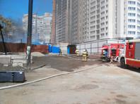 Пожар в центре Ростова-на-Дону локализован