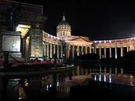 У Казанского собора в Петербурге автомобиль въехал в толпу людей