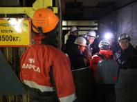 """Ситуация на руднике """"Мир"""" ухудшается: вода заливает шахту, где ищут пропавших горняков"""