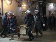 """Теперь опасность неконтролируемого сброса воды в подземный рудник """"Мир"""" ликвидирована, что дало возможность сделать более эффективными спасательные работы, пояснили в компании, владеющей этим рудником"""