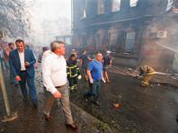 Ростовский губернатор предложил не застраивать сгоревшую Говнярку в Ростове-на-Дону