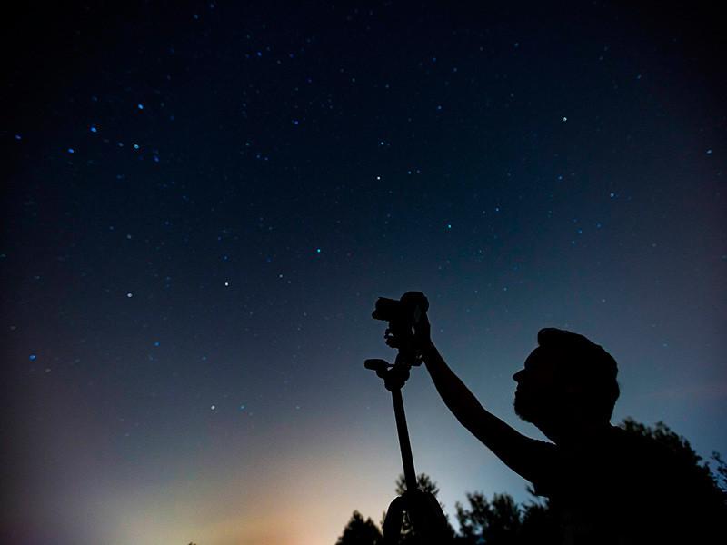 В ночь на 13 августа ожидается максимум метеорного потока Персеиды - самого красивого звездопада года
