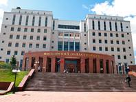 """В Московском областном суде произошла стрельба - один из обвиняемых по делу """"банды GTA"""" напал на конвой в лифте"""