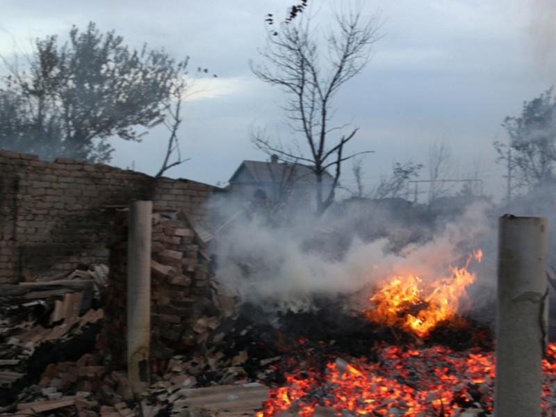 Два человека стали жертвами природных пожаров в Волгоградской области