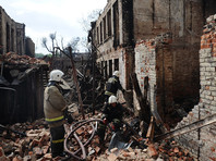 Жилой район в Ростове-на-Дону сгорел из-за нескольких умышленных поджогов - источники