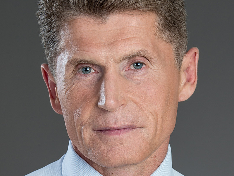 Губернатор Сахалина Олег Кожемяко