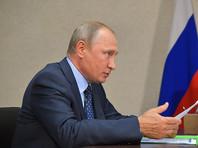 РБК сообщил о закрытых переговорах Путина с его кумом Медведчуком в Крыму