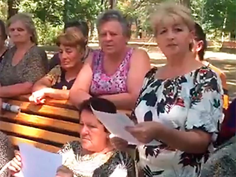 Жители Беслана попросили Путина вернуть им завод и погасить долги по зарплате на 100 млн рублей
