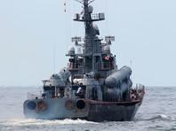 В Японском море из-за выброса газов на ракетном катере Тихоокеанского флота погиб матрос