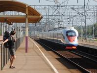 Между Москвой и Санкт-Петербургом нарушено движение поездов