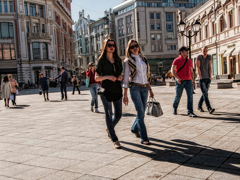 Социологи выяснили, чего россияне ждут от Кремля на международной арене