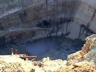 """На руднике """"Мир"""" произведут ряд направленных взрывов"""