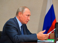 Путин велел врио главы Рязанской области поскорее разобраться с жалобами жителей, присланными на прямую линию