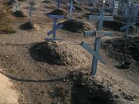 В Иркутской области  могильщик умер на кладбище после пьянства в компании коллег