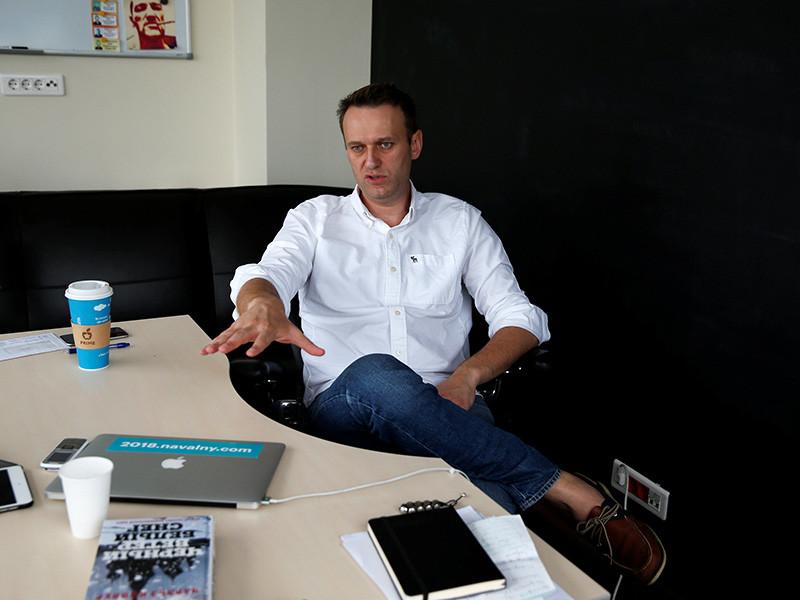 Суд отклонил иск Михася к Навальному о защите чести