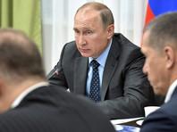 Путин призвал реже продлевать аресты обвиняемым предпринимателям