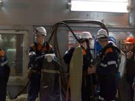 """ЧП на шахте """"Мир"""" в Якутии: более 150 горняков оказались под землей после затопления рудника (ВИДЕО)"""