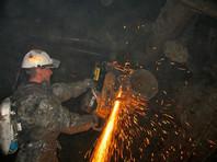 """Поисково-спасательная операция на руднике """"Мир"""" продолжалась в общей сложности три недели. Работы велись круглосуточно"""