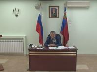 Губернатор Кемеровской области Аман Тулеев впервые с мая провел совещание со своими подчиненными