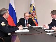 Путину доложили о признании задержанного поджигателя в Волгоградской области