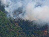 В Бурятии снова ввели режим ЧС из-за лесных пожаров