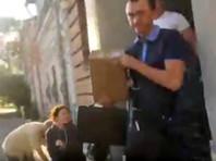 В Самаре полицейские пришли с обыском в избирательный штаб Навального