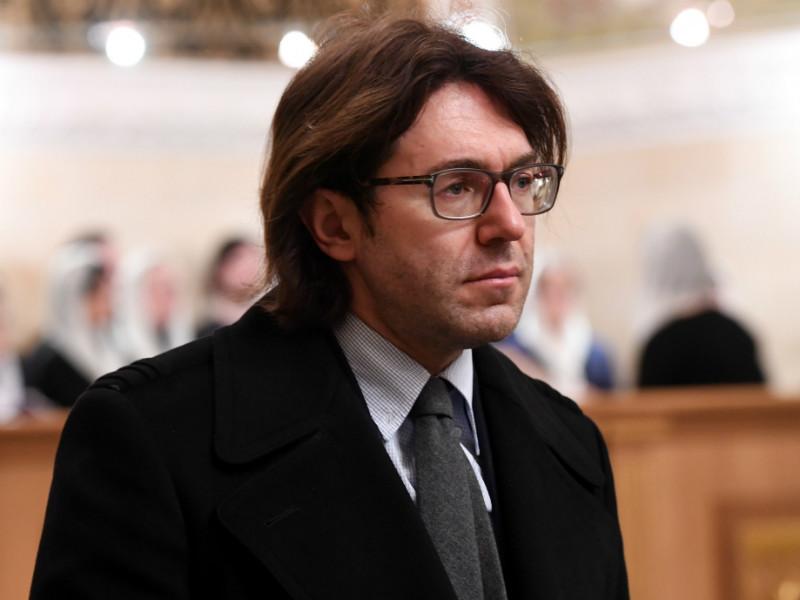 Телеведущий Андрей Малахов