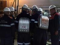 """Спасатели прекратили работы на одном из горизонтов рудника """"Мир"""" - из-за опасности для жизни"""
