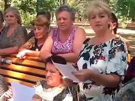 Жители Беслана попросили Путина вернуть им завод и погасить долги по зарплате на 100 млн рублей (ВИДЕО)