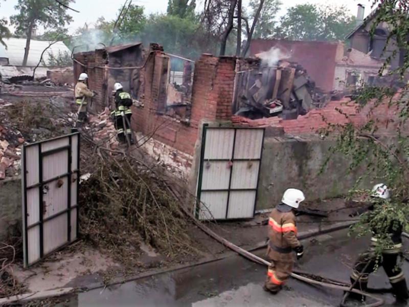 Версия умышленного поджога в Ростове-на-Дону легла в основу нового уголовного дела