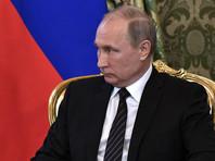 Путин отказался говорить о выдвижении своей кандидатуры на выборах президента и прокомментировал возможность участия в гонке Собчак