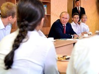 """""""Ведомости"""" указали на политическую подоплеку того, что Путин 1 сентября посетит школу именно в Ярославской области"""
