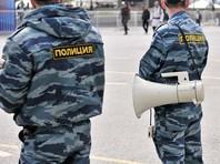 """Профилактические мероприятия"""" проводятся в момент, когда у центра вновь собрались товарищи гражданина Таджикистана, которого на днях сильно избили"""