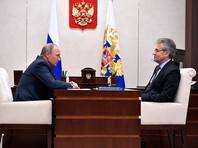 Путин утвердил Александра Сергеева на посту нового главы РАН