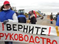 В Оренбуржье сотрудники свинофермы перекрыли федеральную трассу. На них завели административные дела