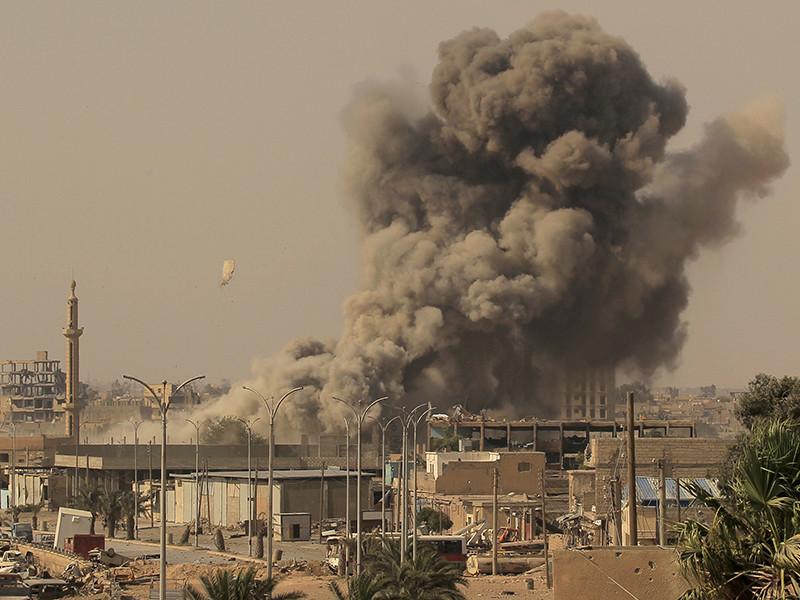 """В Сирии в результате минометного обстрела со стороны террористов """"Исламского государства"""" погибли двое российских военнослужащих-контрактников"""