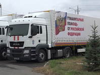 В Кремле опровергли информацию об отказе от гуманитарной помощи жителям Донбасса