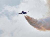 Пилоты разбившегося военного Як-130 уводили самолет от домов