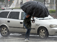 В большинстве регионов северо-западной части России во второй половине сентября ожидаются дожди