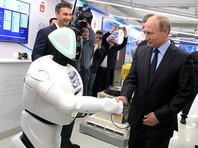 """Путин призвал российские IT-компании окончательно отказаться от иностранного программного обеспечения и """"железа"""""""