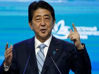 Премьер Японии предложил устроить поединок Путина с президентом Монголии на татами
