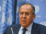 """Лавров не против """"срезать жирок"""" ООН"""