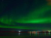 Из-за мощной вспышки на Солнце полярное сияние можно будет увидеть в Москве и на Урале, а не только в северных широтах