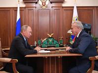 Глава государства назначил временно исполняющим обязанности главы региона Александра Усса, который до недавнего времени занимал должность председателя Заксобрания края