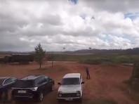 Два вертолета К-52 должны были выполнить зачетный полет пары на выполнение боевых задач