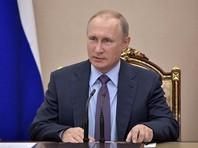 Путин направил Асаду поздравительную телеграмму после деблокирования Дейр-эз-Зора