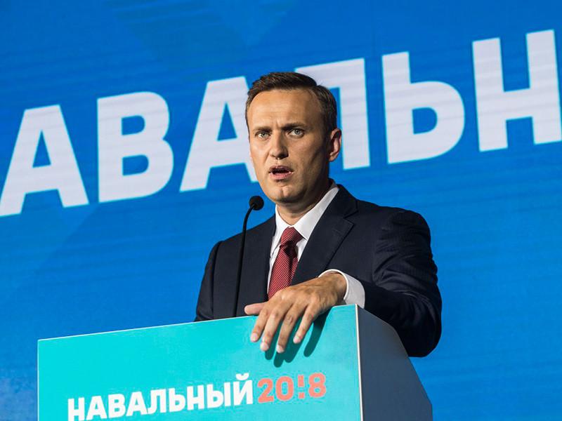 """Навальный заявил, что Собчак участвует в омерзительной кремлевский игре, решив стать """"либеральным посмешищем"""" на выборах президента"""