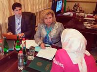 В Чечне запугивали родственников пропавших без вести перед приездом Москальковой